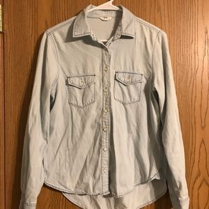 Aeropostale lightweight button down